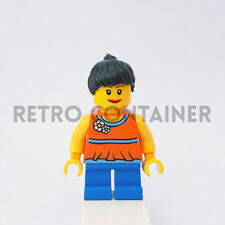 LEGO Minifigures - 1x twn142 - Little Girl - City Town Omino Minifig Set 6053
