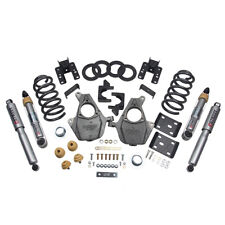 Belltech Drop Kit 2016.5-2018 Silverado/Sierra STD CAB 2WD 3-4F/5-6R w/SP Shocks