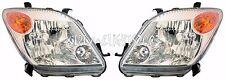 SCION XA X A 2006 06 HEAD LIGHTS FRONT LAMPS HEADLIGHTS PAIR SET NEW