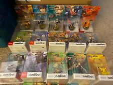 Amiibo ~ Super Smash Bros figures A ~ NEW in Package - You pick ~ NINTENDO