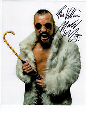 MARTY SCURLL SIGNED 8x10 PHOTO AUTO AUTOGRAPH WWE WWF RING OF HONOR