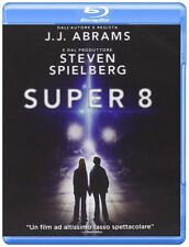 Blu Ray SUPER 8 *** Oltre 2 Ore di Contenuti Speciali ***   ......NUOVO