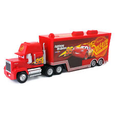 Disney Pixar Cars 3 Mack Hauler Truck Uncle 1:55 Diecast Model Toy Loose New