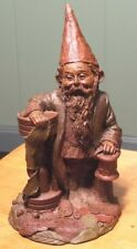"""""""Father Time"""" Tom Clark Gnomes Collection #95, 1984 Cairn Studios Made in USA"""