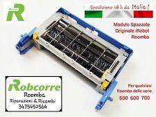 Scatola Ingranaggi Box Grigio IRobot Blocco Motore Spazzola Roomba 600 620 780