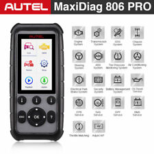 AUTEL MD806 Pro All-System All Cars Scanner Diagnostic MD808 PRO Updated Version