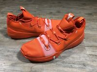 Nike Kobe Bryant Men's Size 16.5 Basketball shoes Orange At3874-800 New