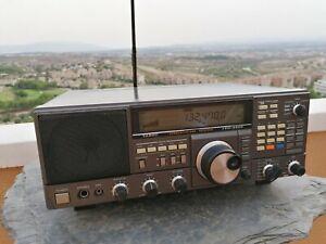 YAESU FRG-8800 COMMUNICATIONS RECEIVER + FRV-8800 VHF CONVERTER
