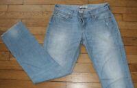 LEVIS 571 Jeans pour Femme W 30 - L 32 Taille Fr 40 SLIM FIT (Réf #S140)