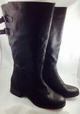 Evans Knee High Boots Extra Wide (EEE) Shoes for Women