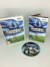 XENOBLADE CHRONICLES (WII)  pal Complete
