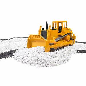 Bruder 02424 CAT CATERPILLAR Bulldozer  1:16 Scale Boys Age 3+ Construction Toy