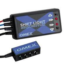 Omex Programmable Shift Light Sequential - Race/Rally/Motorsport
