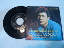 Paul Anka - Un Ricordo Per Te