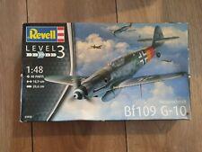 RV03958 - Revell 1:48 - Messerschmitt Bf109 G-10
