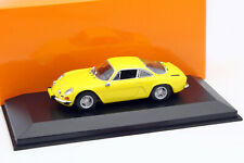 Renault Alpine A110 Baujahr 1971 gelb 1:43 Minichamps