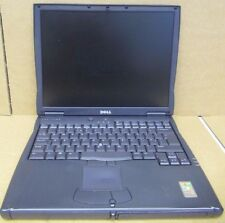 Dell Latitude PP01L Laptop No Ram No HDD DVD ROM Win XP PRO COA Spares & Repairs