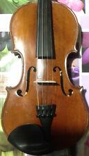 French Violin Geronimo Barnabetti Video バイオリン 小提琴 Скрипка Violino Violon Violine