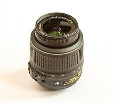 NIKON DX AF-S NIKKOR 18-55mm 1:3.5-5.6G VR Objektiv F-Bajonett APS-C 18 55 mm
