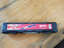 NORBAR 16mm spigot torque wrench Model 50 TH, N·m/lbf·ft