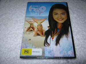 H2O - Season 3 - Volume 2 - New Sealed DVD - R4