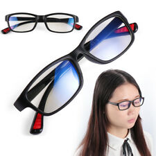Women Men Clear Lens Nerd Anti-radiation Computer Glasses Anti-UV Eyeglasses