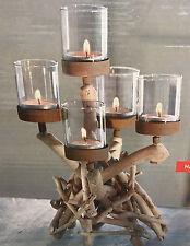 Tischdeko Glas In Deko Kerzenstander Teelichthalter Gunstig