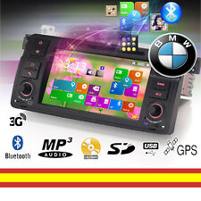 Radio CD BMW Serie 3 Rover 75/ MG MP3 Bluetooth Soporta 3G TDT Camara trasera