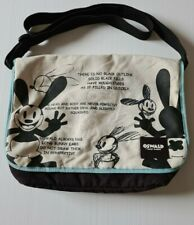 Oswald The Lucky Rabbit Messanger Body Bag Disney Store Limited