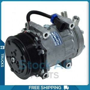 NEW A/C Compressor for Western Star 5900 1994 to 2001 - OE# 4822