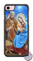 Christmas Baby Jesus Design Phone Case Cover for iPhone Samsung Google LG etc