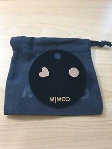 BNWT MIMCO HEART STUD RRP 40 Rosegold - Express