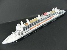 Ship Model Cruise Ship MS Queen Mary 2, Poly 8 5/16in Collector Ship
