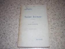 1904.Saint Irénée / Dufourcq.antiquité