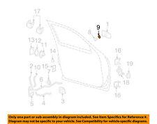 GM OEM Front Door-Lock Cylinder Gasket 22601425