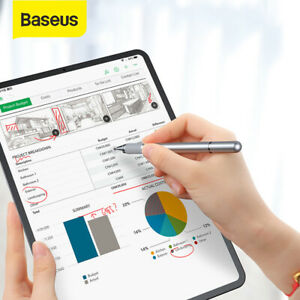 Baseus Digital Capacitive Active Touch Screen Stylus Pen Pencil For iPad Tablets
