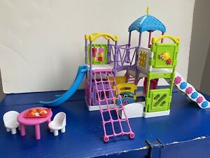 Barbie Kelly Playland Playground Jungle Gym Ball Pit 2001 Mattel 99% Complete