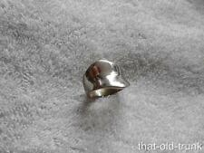 Vintage 925 Sterling Silver Ring Size 9 NF Thailand 6.3 grams