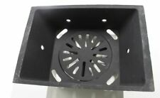 Feuerraumboden für Techfire Nevio Bodenplatte Rüttelrost Brennraumplatte Guss