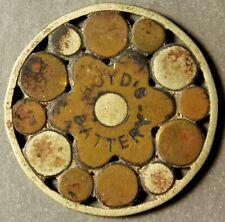 1879 BOYDS BATTERY, MEDICAL DEVICE, NICKEL & BRONZE