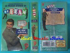 VHS film cartonata MR.BEAN 9 Rowan Atkinson 1998 Sigillata FABBRI (F95) no dvd