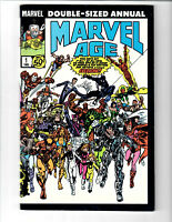 Marvel Age Annual #1 1985 Marvel Comic.#135417D*7