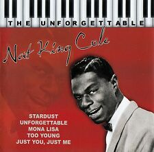 NAT KING COLE : THE UNFORGETTABLE NAT KING COLE / CD - NEU