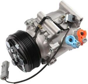 A/C Compressor Fits Chrysler Cirrus Sebring Stratus Plymouth Breeze 57582