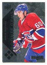 2011-12 Black Diamond 231 Aaron Palushaj Rookie Quad Diamond