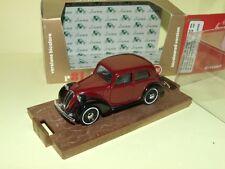FIAT 508 C Berlina 1000 1937-1939 BRUMM R31