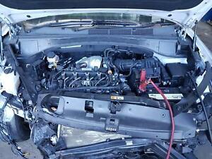 HYUNDAI SANTA FE ENGINE DIESEL, 2.2, D4HB, TURBO, DM, 06/15-03/18