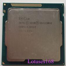 Intel Xeon E3-1230v2 3,3 GHz Quad-Core Prozessor Sockel 1155 CPU 69W SR0P4