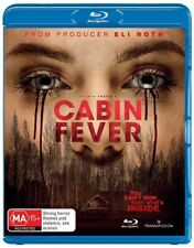 Cabin Fever : NEW Blu-Ray