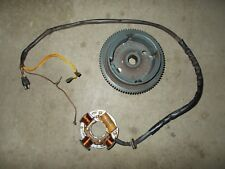 1992 Polaris 350L 4X4 Flywheel Ring Gear Magneto Ignition Coil Stator
